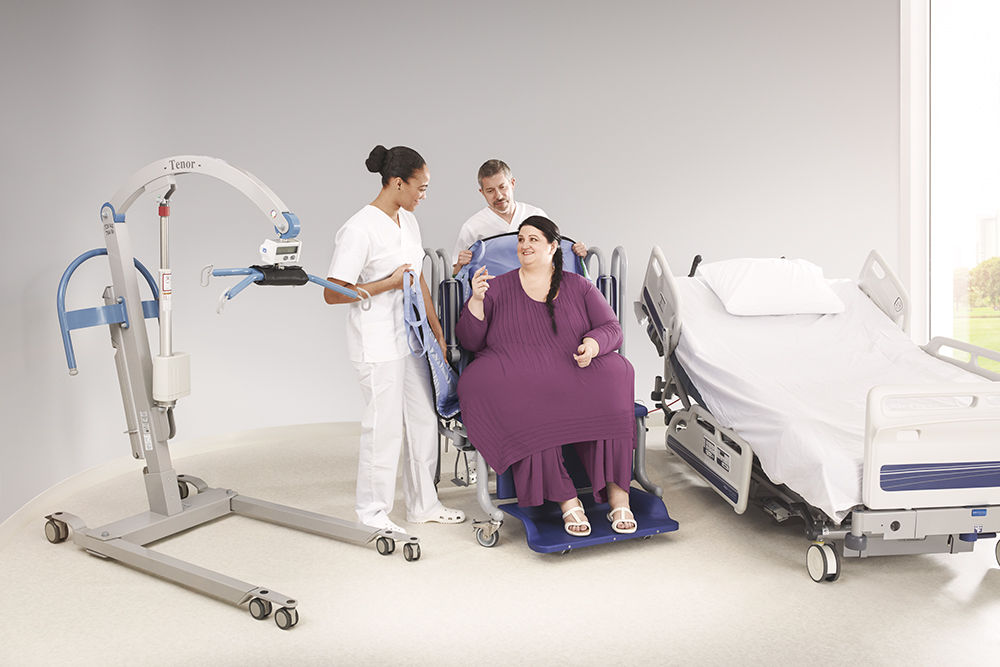Is your healthcare facility designed to accommodate plus size patients?