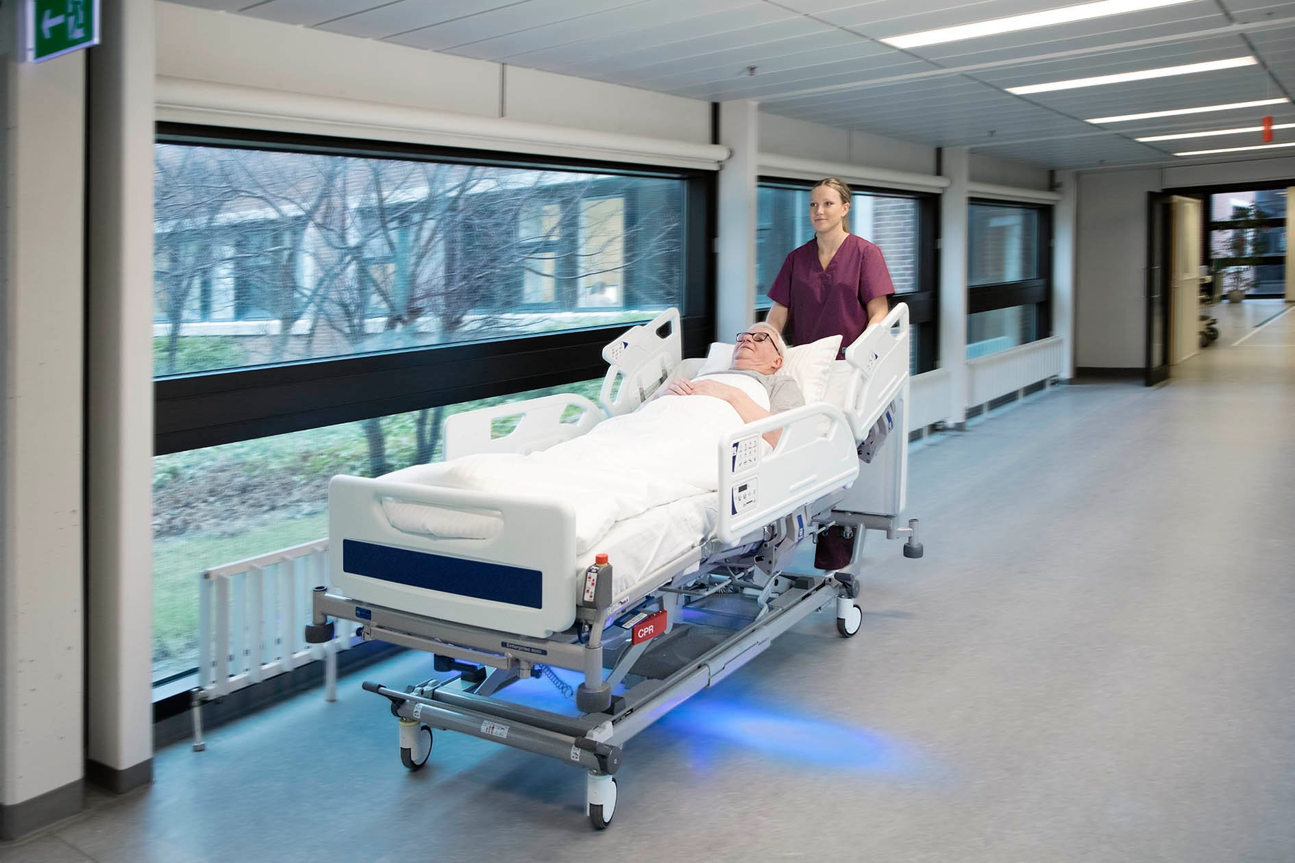 For hospitals looking to reduce ergonomic risk, IndiGo offers a helping hand