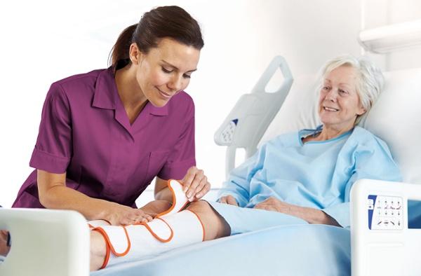 En kunskapsblogg om vård av personer med nedsatt rörlighet