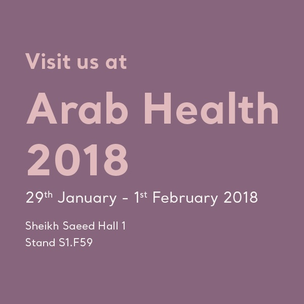 Join us at Arab Health Exhibition for an exciting sneak peek at the new Arjo