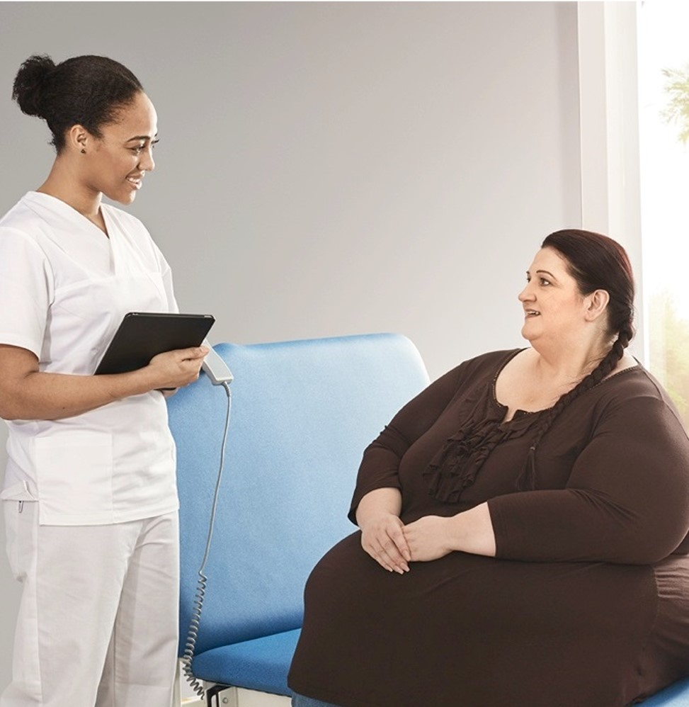 Safely caring for plus size patients